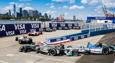 Sam Bird con la DS vince il primo ePrix di New York. Oggi la seconda gara