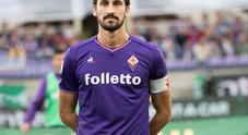 Lutto nel calcio, morto capitano della Fiorentina Davide Astori