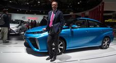 Caruccio (Toyota Motor Italia): «Noi siamo i leader dell'elettrificazione»