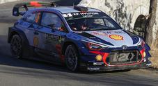 WRC, Hyundai in chiaroscuro a Montecarlo: la macchina c'è, ora serve più continuità