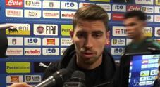 Italia-Portogallo, Jorginho in fiducia: «Siamo sulla strada giusta»