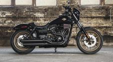 Harley Davidson, arrivano le prime novità 2016: Pro Street Breakout e Low Rider S