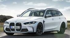 BMW, prestazioni in abito lungo: per la prima volta la M3 sarà anche Touring