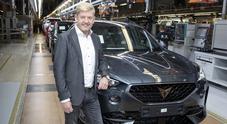 Wayne Griffiths (Seat): «Cupra Formentor racchiude il dna del marchio. Farà raddoppiare le vendite in un anno»