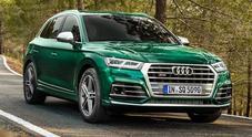 Audi SQ5, performance ancora più brillanti con il turbodiesel ibrido da 347 cv