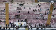 Napoli-Fiorentina, le immagini più belle del match (Newfotosud)