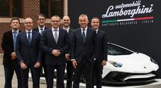 Lamborghini e MIT, cooperazione strategica per le supersportive del terzo millennio