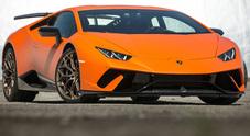 Formidabile Huracan. Con la Performante Lamborghini sposta ancora più in alto piacere di guida e prestazioni