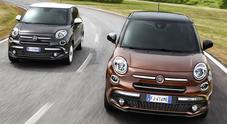 Fiat rinnova la 500L e punta sul tridente: Urban, Wagon, Cross
