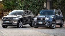 Jeep, via agli ordini di Renegade e Compass 4Xe. Showroom aperti ai clienti anche grazie all'app Hangouts Meets