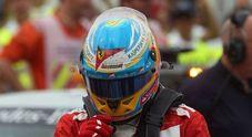Alonso: «Mercedes fa un altro campionato, vince a spasso noi faremo il possibile»