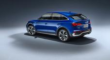 Audi Q5 Sportback, la sportività ibrida del Quattro Anelli