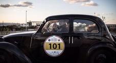 La Fiat 508 C del 1938 di Moceri trionfa in Sicilia nella Targa Florio Classic