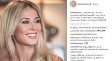 Diletta Leotta saluta Sky, è il nuovo volto della Serie A di Dazn