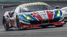 6 Ore Nürburgring: doppietta Ferrari (Pro) e 2° successo per Aston Martin (Am)