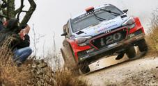 """Rally di Spagna, Dani Sordo (Hyundai i20) provvisoriamente """"profeta in patria"""""""
