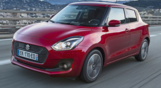 Suzuki Swift, manovrabilità da vera cittadina con dotazioni e prestazioni al top