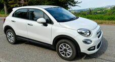 Fiat 500X, con la trasformazione a metano i costi scendono del 55%