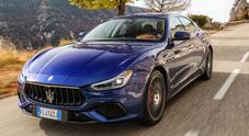 Maserati Ghibli, un pieno di tecnologia: guida assistita e tanta sicurezza
