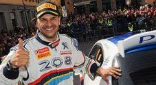 CIR, Andreucci (Peugeot 208 T16) è campione italiano Rally per l'undicesima volta