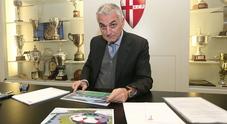 Il presidente Roberto Bonetto