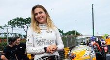 Chi è Sophia Floersch, coinvolta nel grave incidente in F3