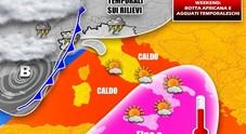 Meteo, tre giorni di «follia» sull'Italia ecco cosa accadrà