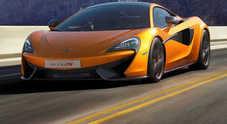 """McLaren non si ferma più: """"piccolo"""" è bello, la 570S garantisce un pieno di emozioni"""