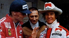 Merzario, il pilota che salvò la vita a Lauda al Nurburgring: «Ecco cosa accadde»