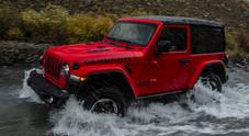 Jeep, a Ginevra riflettori puntati su Wrangler e Cherokee. Al Palexpò anche Renegade MY18