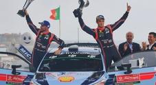 WRC, le immagini più belle del rally di Portogallo