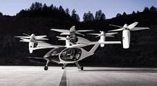 Toyota investe 394mln di dollari in un progetto di taxi volanti con Joby Aviation