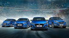 """Hyundai, serie speciale """"Go!"""" per i Mondiali 2018. Disponibile su Tucson, i30, i20, i30"""