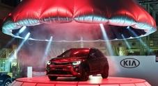 L'astronave Kia atterra al Motor Show con protagoniste Stinger, Stonic e Niro Plug-in Hybrid