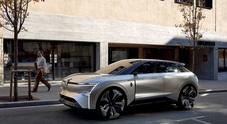 Renault Morphoz. L'elettrica che cambia forma