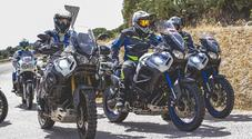 Yamaha Camp 2018, divertimento assicurato: due giorni in sella a Ténéré e Tracer