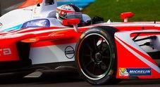Abt squalificato perde vittoria e primato in classifica. Il 2° ePrix di Hong Kong va alla Mahindra di Rosenqvist