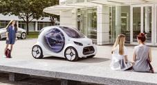 Car sharing, elettricità e autonomia. Queste le direzioni obbligate secondo un libro bianco di car2go