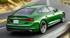 Audi RS 5 Sportback: perfetta combinazione tra eleganza, praticità e prestazioni