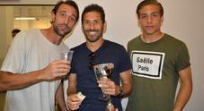 Trofeo Corriere Adriatico, le foto di tutti i premiati