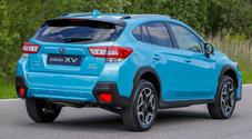 Xv, arriva la versione e-Boxer da 2.0 litri. Subaru elettrifica la sua best seller europea