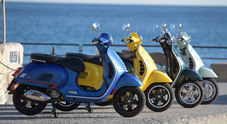 Piaggio, incentivi per chi acquista una Vespa rottamando un vecchio ciclomotore Euro 0,1 o 2
