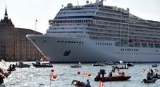 Grandi navi a Venezia: torna l'ipotesi di Fusina: la proposta a Palazzo Chigi