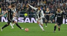 Juventus-Ajax, la fotogallery