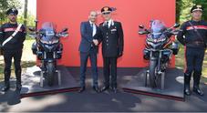 Ducati, le Multistrada per l'Arma dei Carabinieri: saranno utilizzate già per il G7 di Taormina