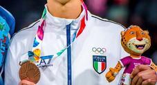 Bronzo per Gabriele Caulo ai Giochi olimpici in Argentina