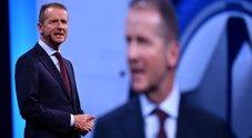 Volkswagen, prevista crescita 2018 grazie a Suv e Cina. Diess: «Diesel non va messo al bando»