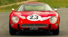 Ferrari record, una 250 GTO del '62 parte da 60ml di dollari: a Monterey possibile asta milionaria