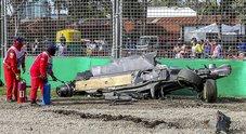 Alonso e l'incidente di Melbourne: presunta rottura del sedile della McLaren