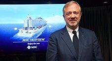 Msc Crociere, una compagnia col vento in poppa: l'obiettivo è triplicare l'offerta